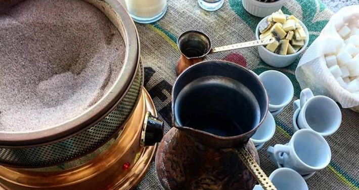 Ibrik Turška kava