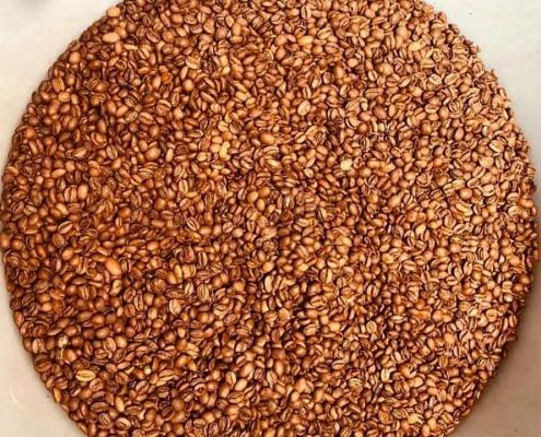 Mletje in ekstrakcija kave