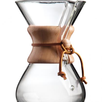 Chemex vrč za pripravo filter kave