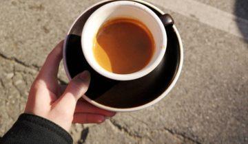 Dajte mi najboljšo kavo! 2. del