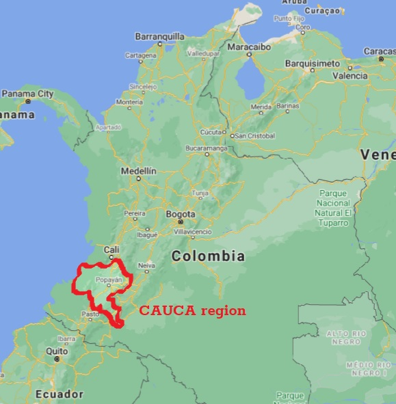Cauca region