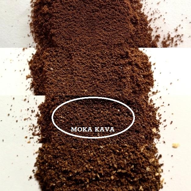 Mljevena kava za kafetijeru
